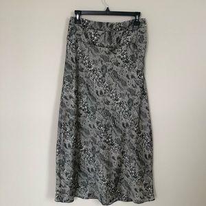 Free People Midi Skirt